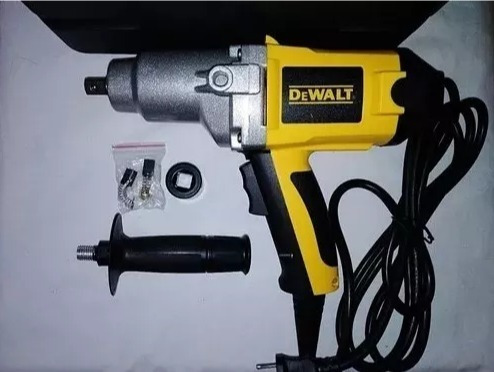 remate llave de impacto eléctrica dewalt 1/2 liquidación