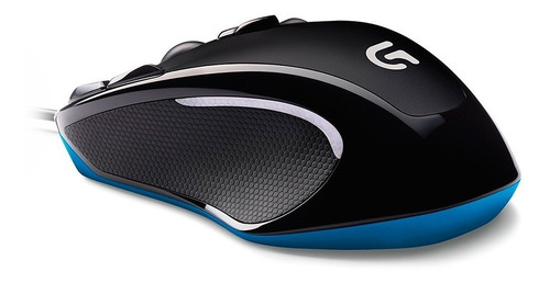remate     mouse gaming logitech g300s 9-botones programable