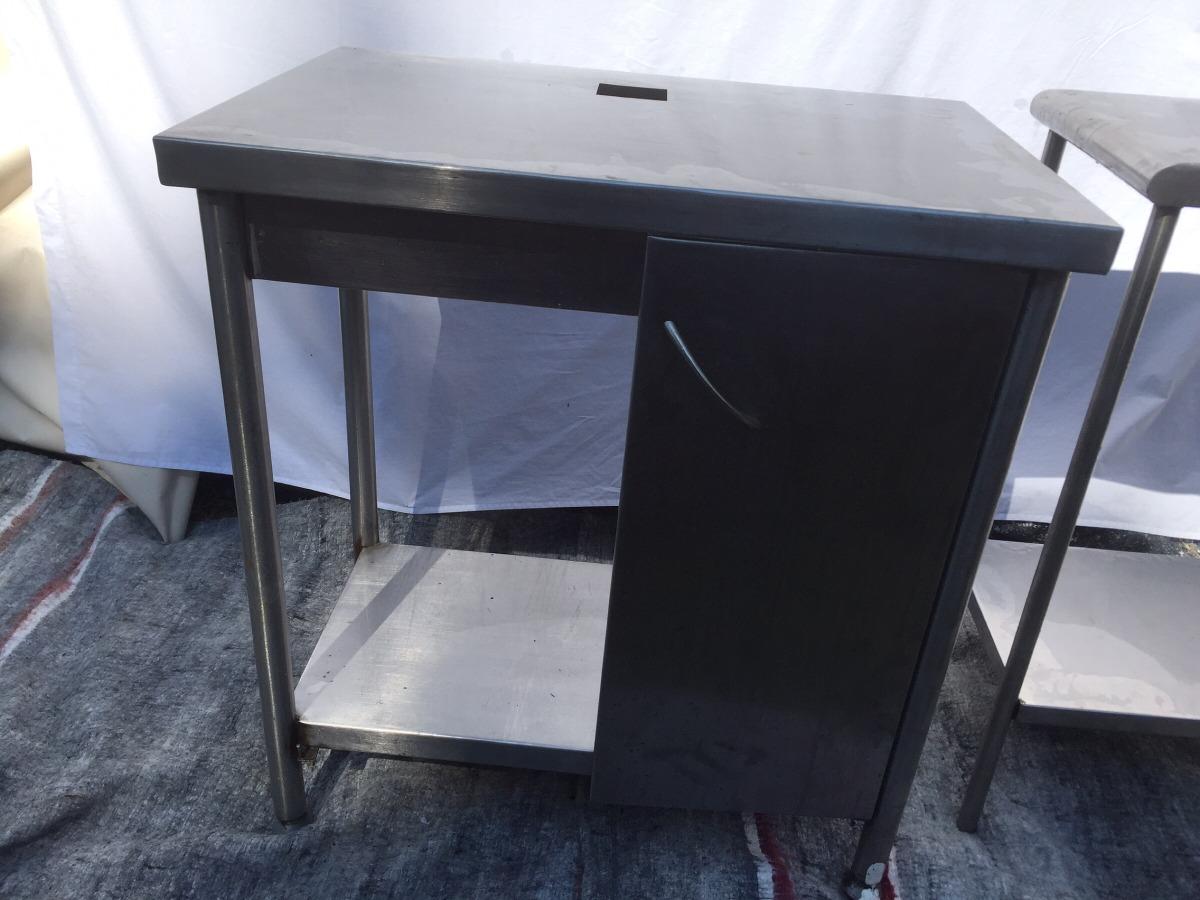 Remate muebles de cocina industrial en acero inoxidable - Remates de cocinas ...