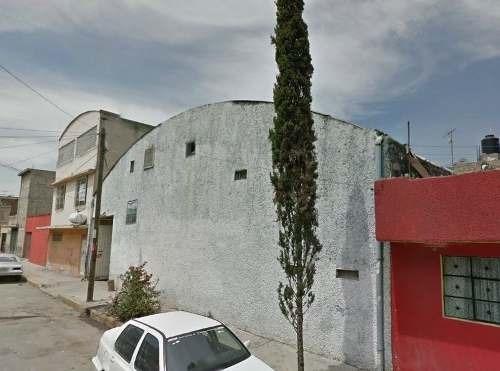 remate - nave industrial en venta en colonia agua azul sección pirules, nezahualcóyotl, estado de méxico - aut1184