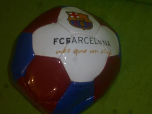 remate oferta balon futbolt barcelona club fbc tamaño 5