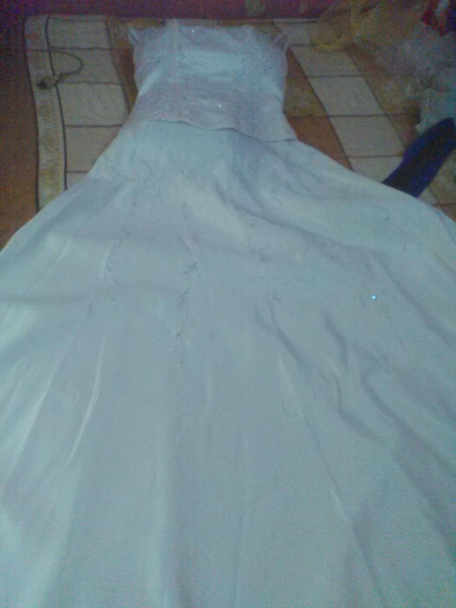 Remate Oferta Vestido De Novia Talla S - Bs. 5.000.000,00 en Mercado ...