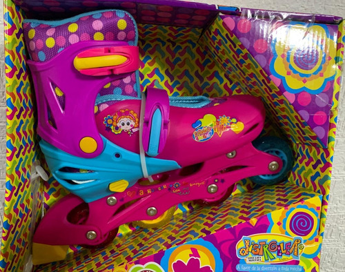 remate patines distroller talla 22-25