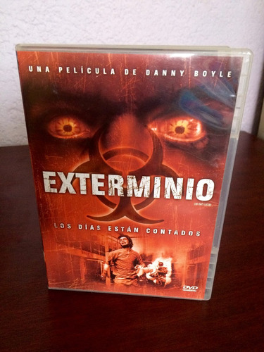 remate pelicula exterminio - 28 days later
