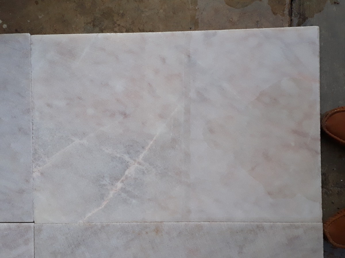 Remate piso de m rmol blanco guadiana en - Piso marmol blanco ...