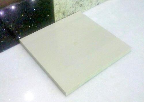 remate porcelanato 80 x 80 brillante beige