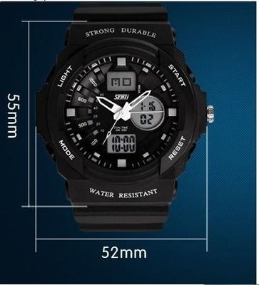 remate reloj deportivos digital analogo - curren  no g shock
