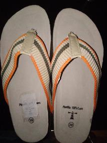 Tradicional Cuero Del Zapatos Sandalias En Africanos Calzados UMSVzp