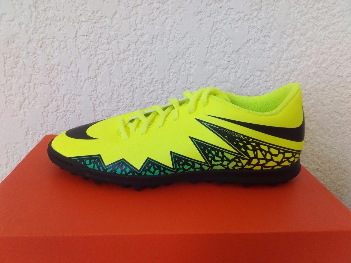 Remate Tenis Futbol Sintetico Turf Nike Hypervenom C  Envío ... ea54956701870