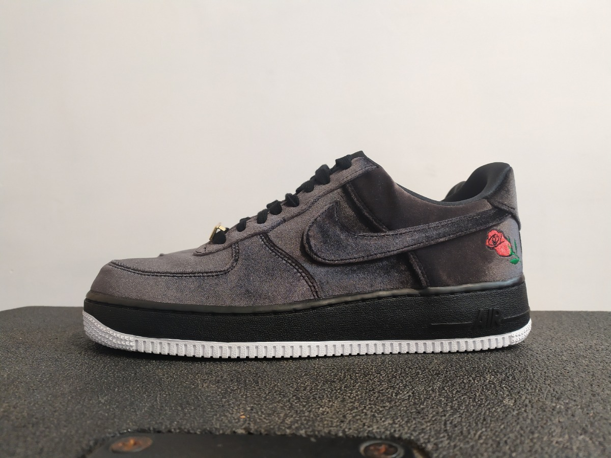 check out 943f5 816f3 Remate! Tenis Nike Air Force 1 Low Rose Velvet Talla #7.5mx