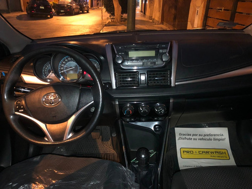 remate toyota yaris full equipo 2015 con gas glp
