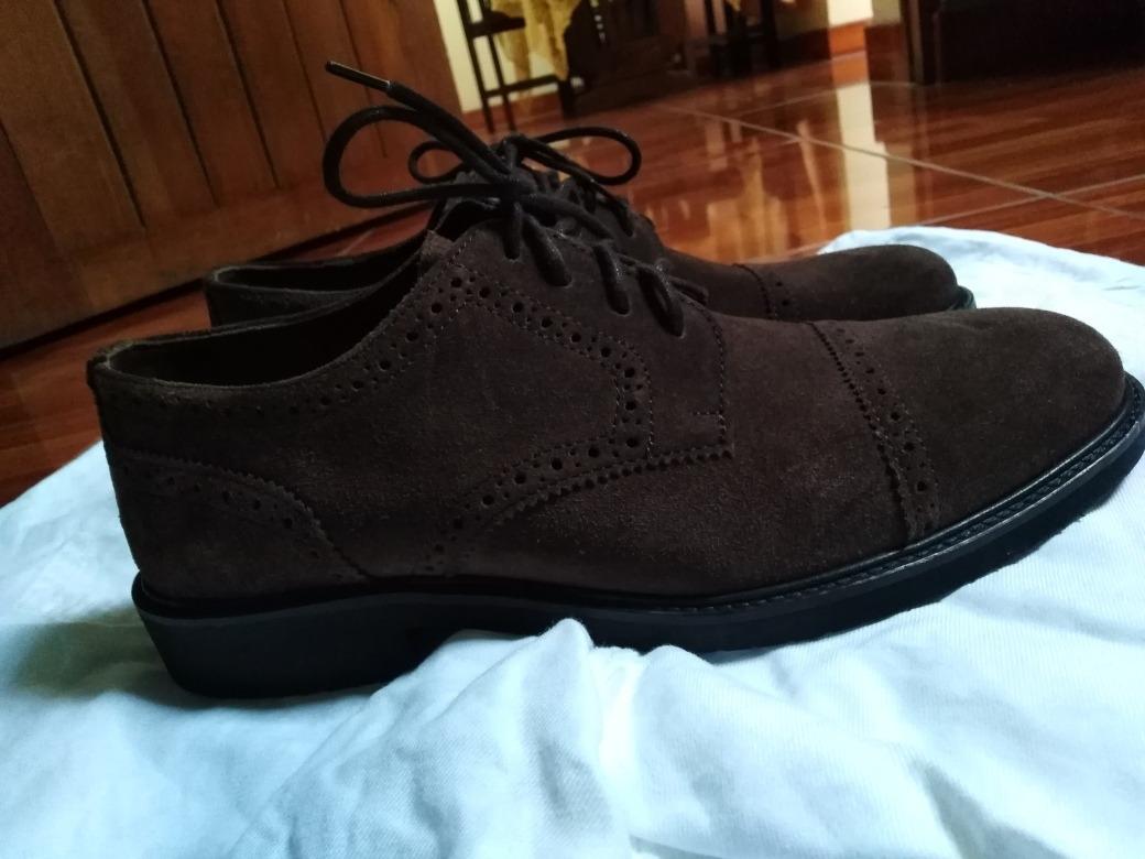 online para la venta gama completa de especificaciones claro y distintivo Remate!!! Único Par Zapatos Cortefiel Españoles Nuevos!!