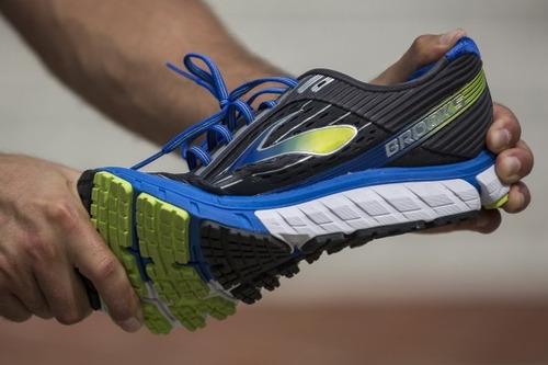 remate zapatillas brooks hoka correr runner maraton 2018