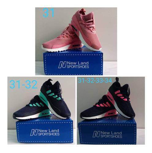 remate zapatillas importadas 50 soles.i-run 80 mayor y menor