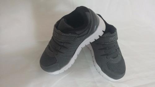 remate, zapatos de niño originales fila