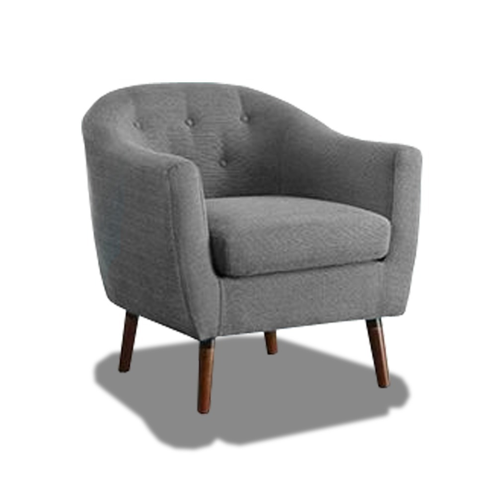 Remates mx sillon retro recamara o sala sofa silla rodolph - Sofas individuales modernos ...