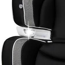remate!!silla auto evenflo right fit con luces/meloni tutito