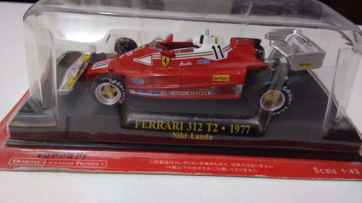 La Autos Colección 6 Ferrari Panini De Remato FcTl3JK1