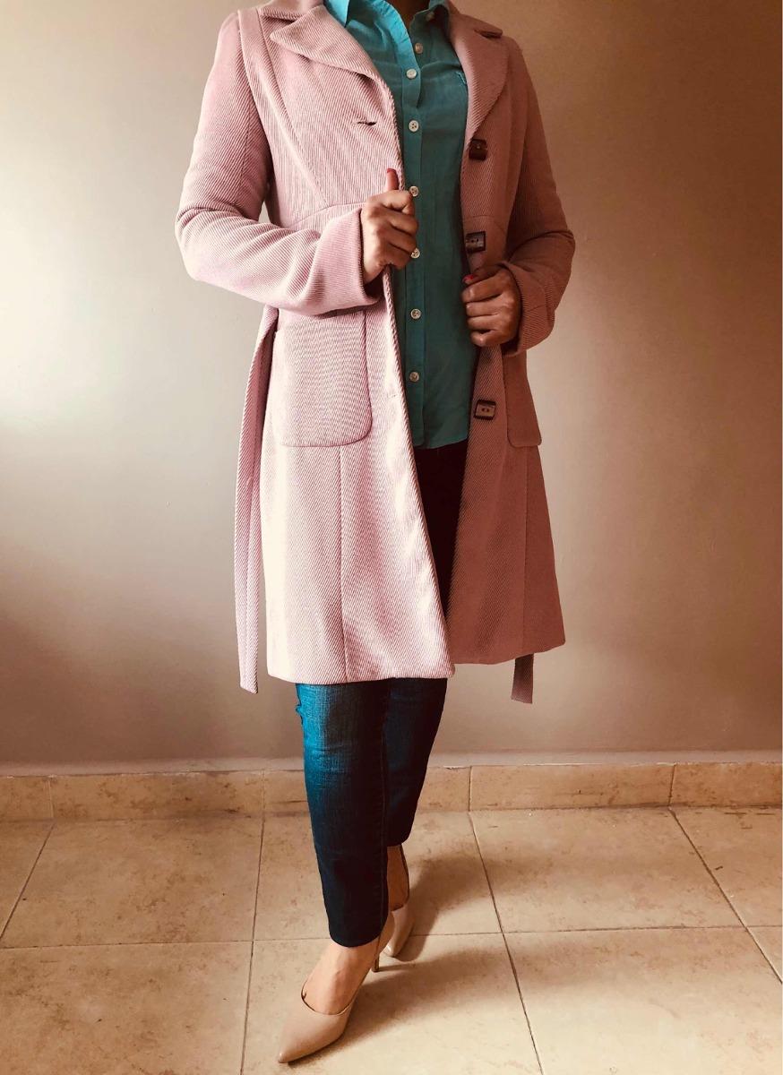 Remato Abrigo Color Rosa -   400.00 en Mercado Libre f814c4992d2f