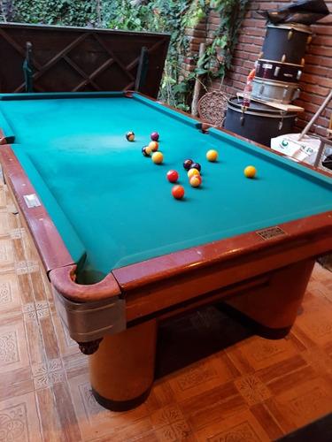 remato billar profesional pool/carambola/ping pong