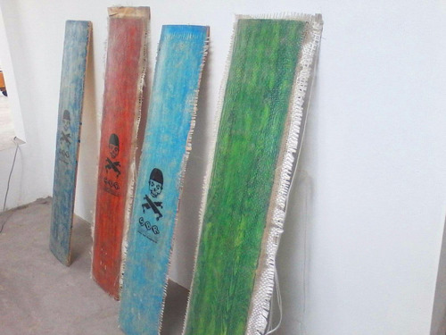 remato blanks y material fabricar para skates longboard