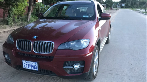 remato bmw x6 xdrive turbo 3.000 cc. año 2011