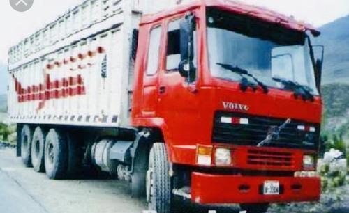 remato camion volvo fe 716- por liquidación de empresa