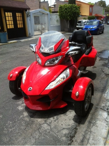 remato can am spyder rt