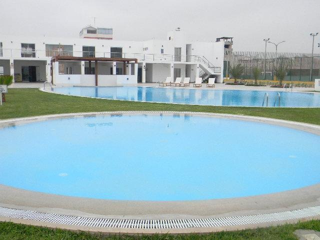 remato casa de playa mirador de asia, vista al mar, piscina