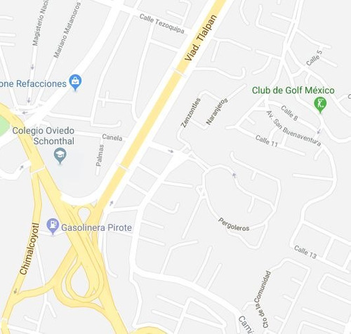remato casa en  club de golf, tlalpan
