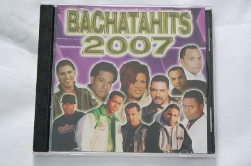 remato cd, hits de bachatas.