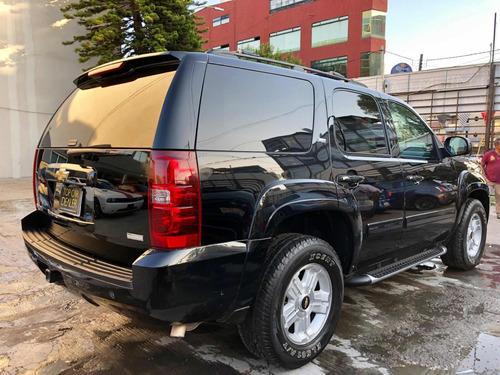 remato chevrolet tahoe z71 2011 aut 2a cubo 4x4 autos puebla