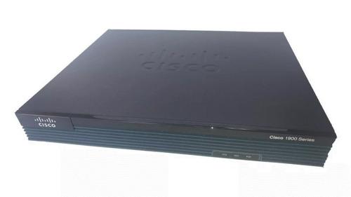 remato cisco router 1921 usado lan ipbase k9 con licencia