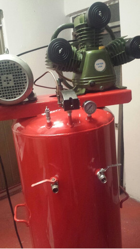 remato compresor industrial 3 pistones