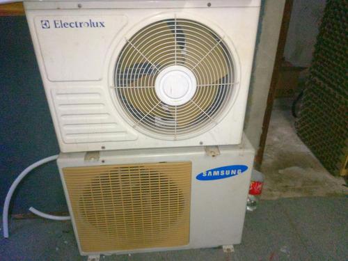 remato condensadores electrolux samsung  de 2200 andan bien