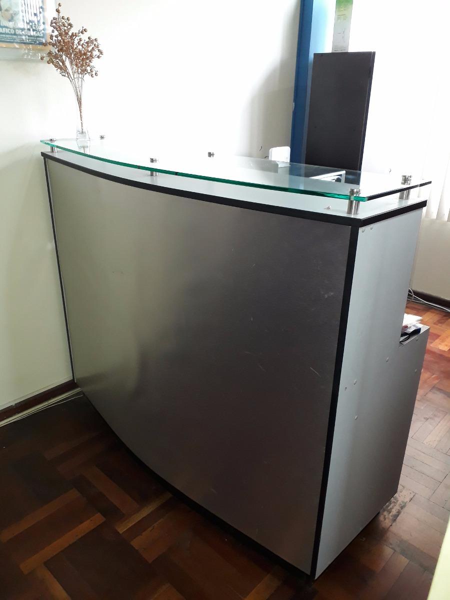 Mostrador De Oficina.Remato Counter Mostrador Oficina Buen Estado Jesus Maria S 500