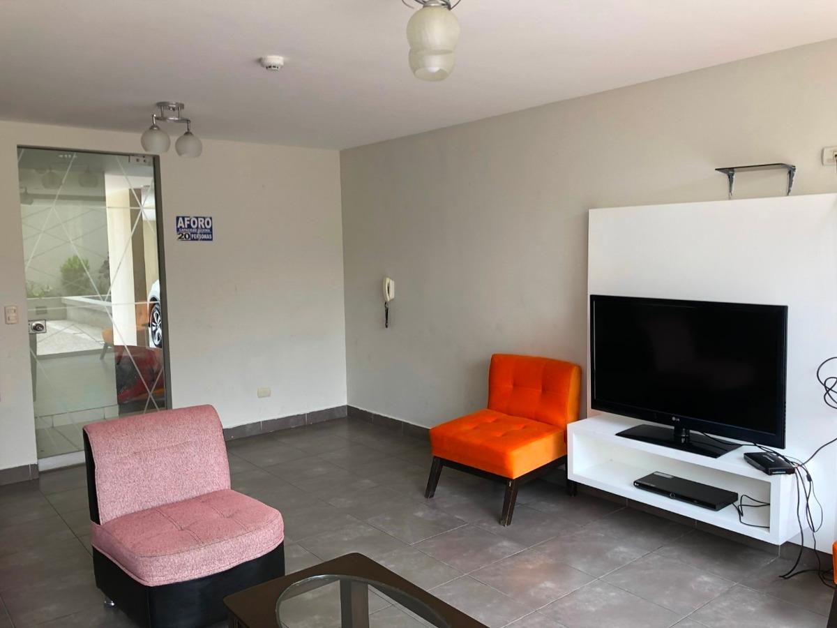 remato departamento en san miguel,2 dorm. área 52 m2.