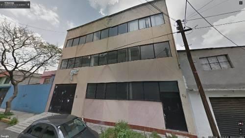 remato edificio,4 pisos con uso de suelo solo inversionistas