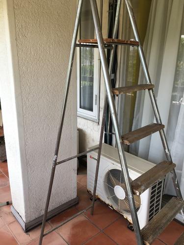 Remato escalera tipo tijera de 7 pelda os bs for Escaleras 7 peldanos precio