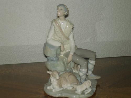 remato figura lladró de colección