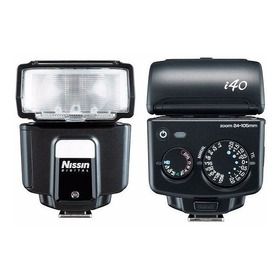 Remato Flash Nissin I40 Nikon, Ttl, Ganador Mejor Flash 2016