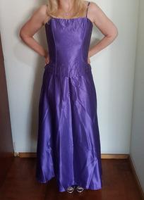 e95351e06 Vestido Madrina Boda Gordita Largo - Vestidos Largos de Mujer S en ...