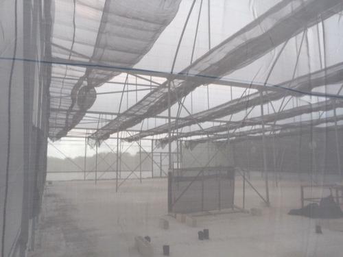 remato invernadero hidropónico 856mt2 impecable
