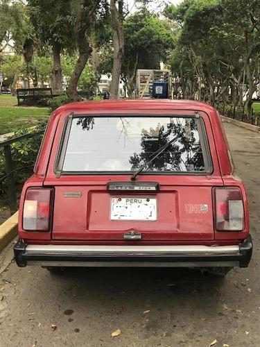 remato lada station wagon dual glp/gasolina uso particular