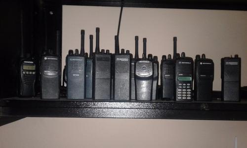 remato lote de radios y accesorios acepto canjes