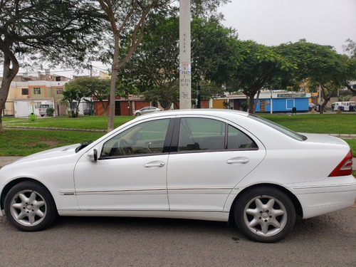 remato mercedes benz c 200 --2001