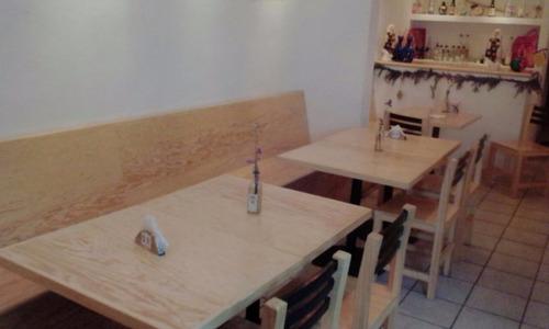 Remato mobiliario para restaurante 80 en for Mobiliario restaurante