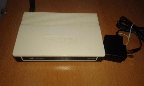 remato moden router inalambrico tp link td-w8901g