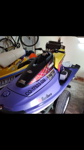 remato moto acuatica yamaha
