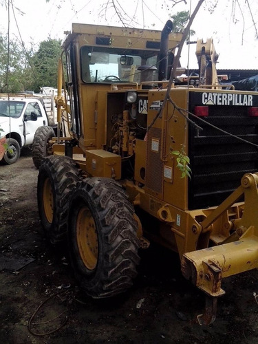 remato motoconformadora caterpillar 140h 120h